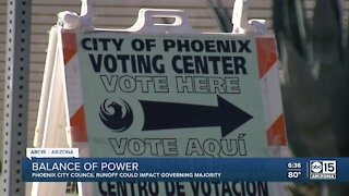Phoenix City Council runoff could impact governing majority