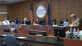 Clark County School District trustees approve nearly $14 million in additional cuts - Video