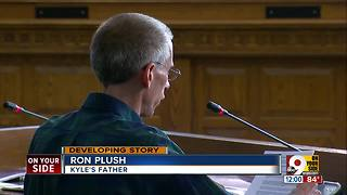 Kyle Plush's father demands answers in son's death investigation