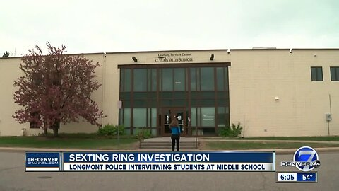 Longmont police investigate sexting ring allegation at middle school