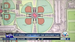 Jupiter Community Park improvements discussed at meeting