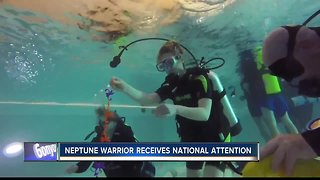 Local nonprofit, Neptune Warrior receives national attention
