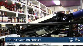 Voters in 7 Counties to Decide on Sunday Liquor Sales