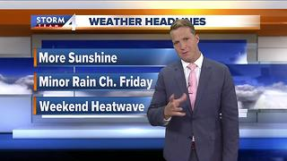 Brian Niznansky's Wednesday morning Storm Team 4cast - Video