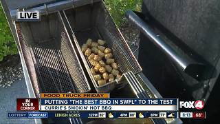 BBQ For Breakfast with Currie's Smokin' Hot BBQ 8:15AM - Video