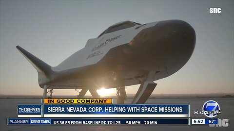 Colorado company pushes boundaries of space exploration
