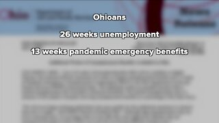 Ohio extends COVID-19 unemployment benefits, for a few