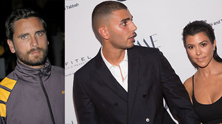 Scott Disick GIVES APPROVAL To Kourtney Kardashian Dating Younes Bendjima! - Video