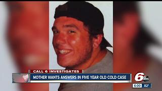 CALL 6: Mom seeks justice in 5-year-old cold case - Video