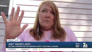 Harford County Athletes Raise Money for Breast Cancer Research