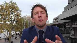 Fake Newscaster Jonathan Pie Takes on Theresa May and Margaret Thatcher - Video