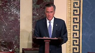 Report: Romney To Support Subpoena Seeking Records About Hunter Biden, Burisma