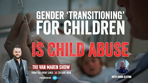 Gender 'transitioning' for children is the biggest 'child abuse scandal' of our time