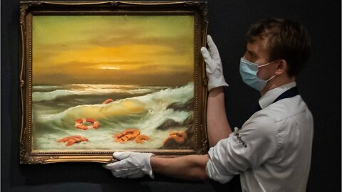 Three Banksy Paintings Sell For $2.9 million At Auction