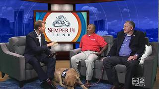 Semper Fi Fund Supports Wounded Veterans - Video