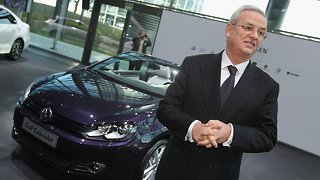 German Prosecutors Charge Former Volkswagen CEO With Fraud