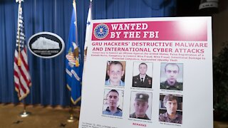 6 Russian Military Officers Charged With Hacking