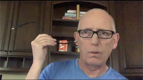 Episode 1342 Scott Adams: The War on Imaginary People, Microchips in Your Body, More Police Problems