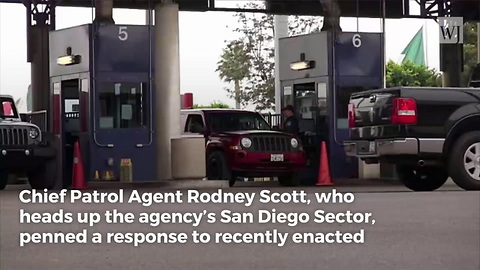 Exasperated Border Patrol Agents Take Law Into Own Hands