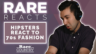 Hipsters React to '70s Fashion | Rare Reacts