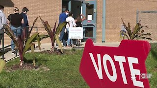 All hands-on-deck for Tampa Bay area law enforcement on Election Day