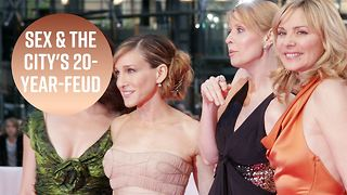 A brief history of Kim Cattrall and SJP's feud - Video