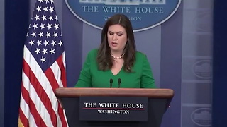 The White House responds after the mass shooting in Las Vegas - Video