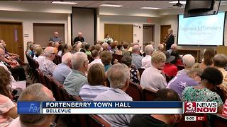 Health Care main topic at Congressman town hall - Video