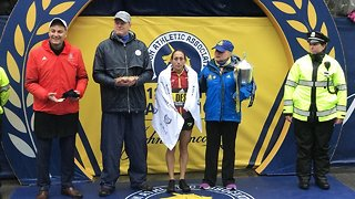 Desiree Linden First American To Win Boston Marathon Since 1985