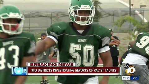 Lincoln High investigates reports of racist taunts made by San Clemente High fans at football game