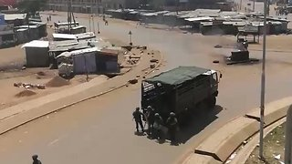 Tensions Flare in Stronghold of Kenyan Opposition Leader Odinga - Video