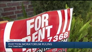What's next after federal judge overturns eviction moratorium