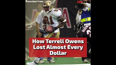 Terrell Owens Net Worth: How T.O. Lost Almost Every Dollar