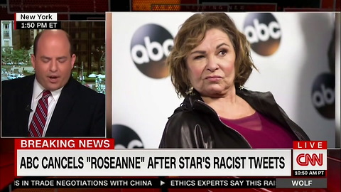 ABC Cancels 'Roseanne' After Her Tweets — Issues Statement in Response