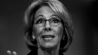 Who is Betsy Devos? Narrated by Rose McGowan - Video