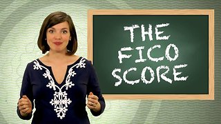 How are credit scores calculated?