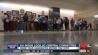An inside look at central committees of kern county