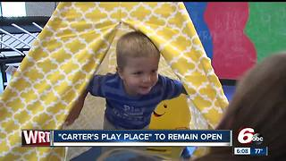 Westfield gym for children with special needs to remain open - Video