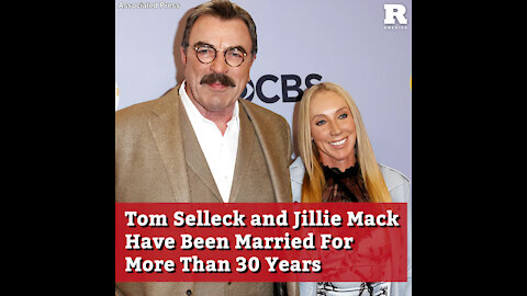 Tom Selleck and His Wife Jillie Mack Have Been Married For More Than 30 Years