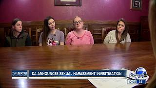 DA has active investigation into sexual harassment allegations at Lake County Sheriff's Office - Video