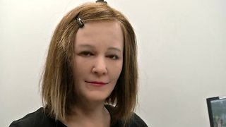 Emotionally intelligent robot comes to life - Video