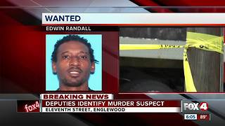 Deputies Identify Murder Suspect