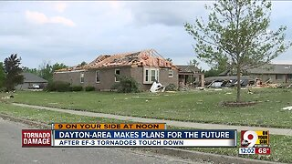 Planning for the future after storms