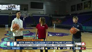 45th Annual City of Palms Classic is underway in Fort Myers - 7am live report