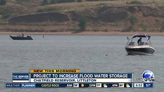 Project to increase floodwater storage at Chatfield Reservoir could start this fall - Video