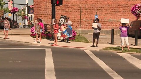 Black Lives Matter protests continue in Ashland with no end in sight