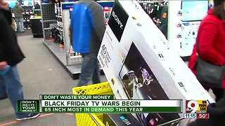 Black Friday TV wars have already started