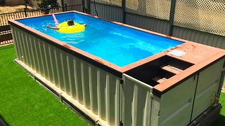 5 Whimsical Backyard Pools Crazy Enough To Work! - Video