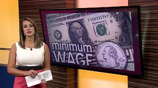 Appeals Court orders minimum wage proposal onto the November ballot - Video