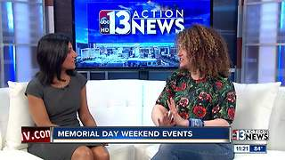 Things to do during Memorial Day weekend - Video